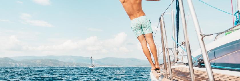 Hyra segelbåt utomlands